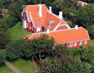 Дом  Анны и Микаэля Анкера