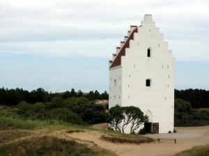Башня  захороненной церкви