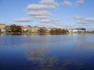 Озеро  Сортедамс