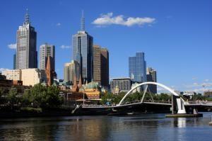 Потрясающий Мельбурн