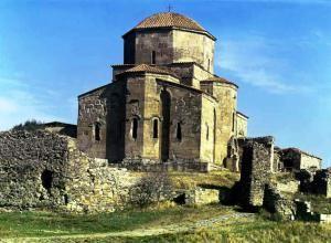 Монастырь и храм Джвари