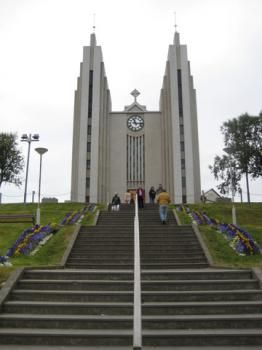 Лютеранская церковь Акюрейри