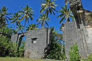 Руины  в Кисимани Мафия