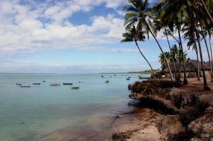 На острове Мафия