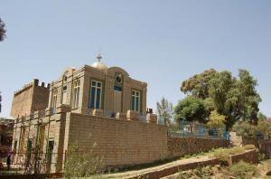 Собор  Святейшей Девы Марии Сиона