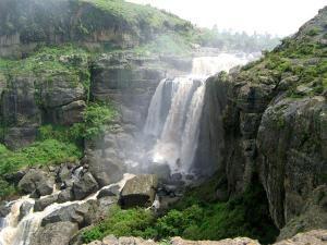 Водопад Тис-Ысат