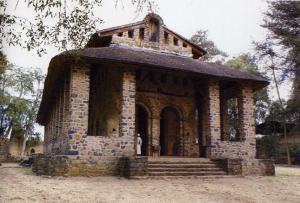 Церковь Дебра Берхан Селассие