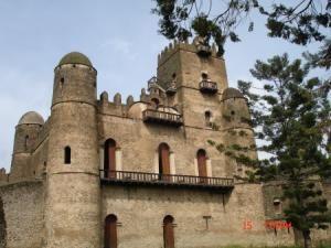 Главный  замок