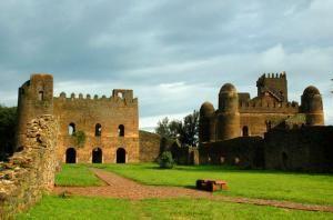 Замковый комплекс