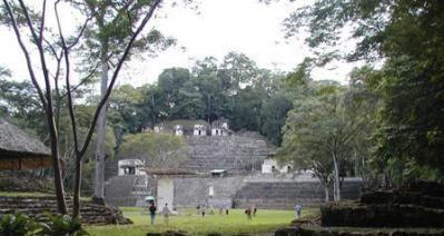 Археологическая область Бонампака
