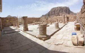 Раскопки Старого Баптистерия