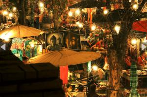 Воскресный рынок Прату Чиангмай