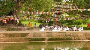 Медитация буддистов