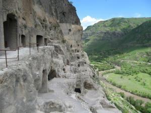 Монастырский комплекс Вардзия