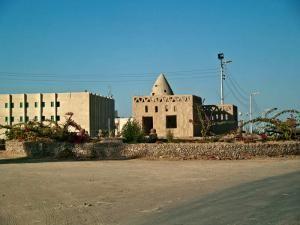 Улица в оазисе Фарафра
