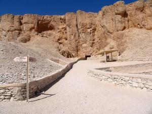 Долина Золотых Мумий