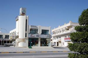 Главная улица Аль-Хора