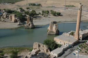 Каменный замок Хасанкейф