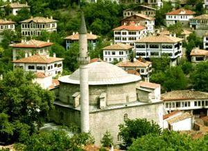Мечеть Кёпрюлю