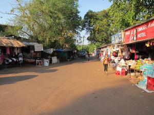 Улочка Старого Гоа
