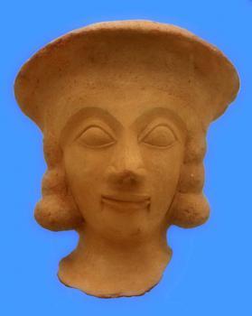 Дедалическая скульптура
