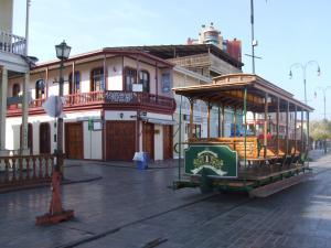 Улица Бакедано