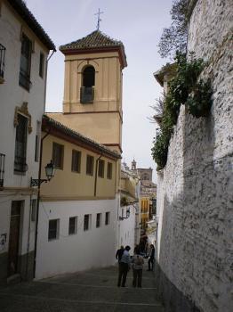 Церковь Эль Сальвадор