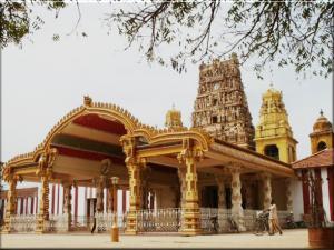 Храм Кандасвами