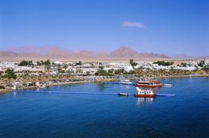 Вид на бухту Наама Бей