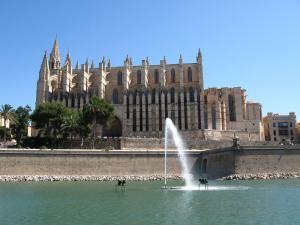Катедраль де Санта Мария де Пальма-де-Мальорка