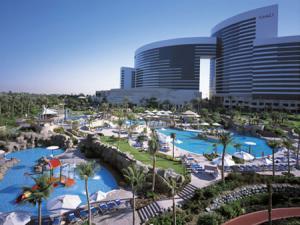 Вид на Бар-Дубай