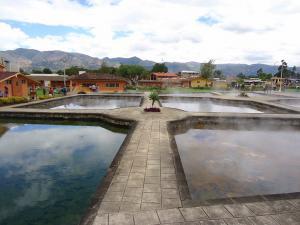 Термальные ванны Сан Висенте