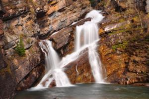 Водопады Камерон