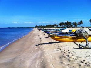 Пляж в Маунт-Лавиния