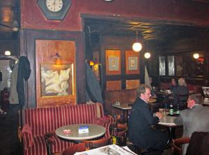 В кафе Гавелка