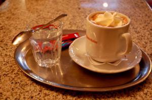 Кофе в Вене