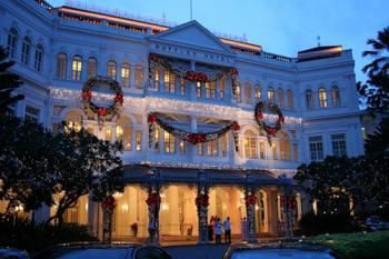 Отели Сингапура.