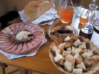 Словенская кухня.