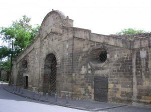 Фамагустские ворота цитадели Никосии.
