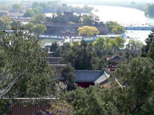 озеро Чжунхай