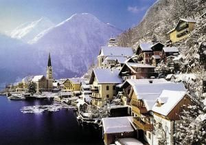 Зимний Линц