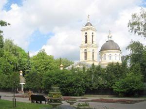 Дворцово-парковый ансамбль
