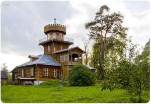Музей-усадьба Ильи Репина «Здравнево»