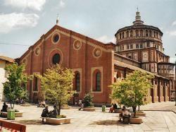 Церковь Санта Мария деле Грацие