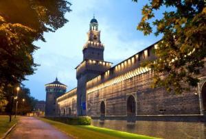 Резиденция Миланского герцогства