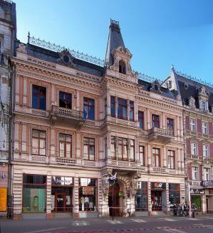 Улица Пётрковска