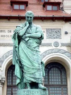 Скульптура Овидия