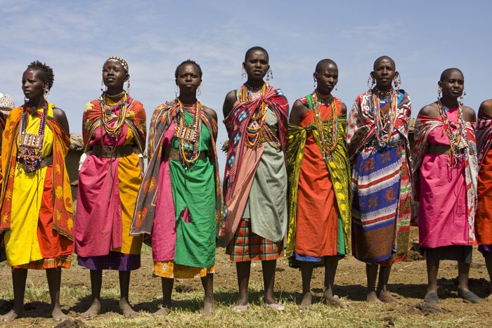 an analysis of the ceremony in kenya with forced tradition and religion Fact sheet no23, harmful traditional practices affecting the health of women and children states parties shall take all appropriate measures to modify the social and cultural patterns of conduct.