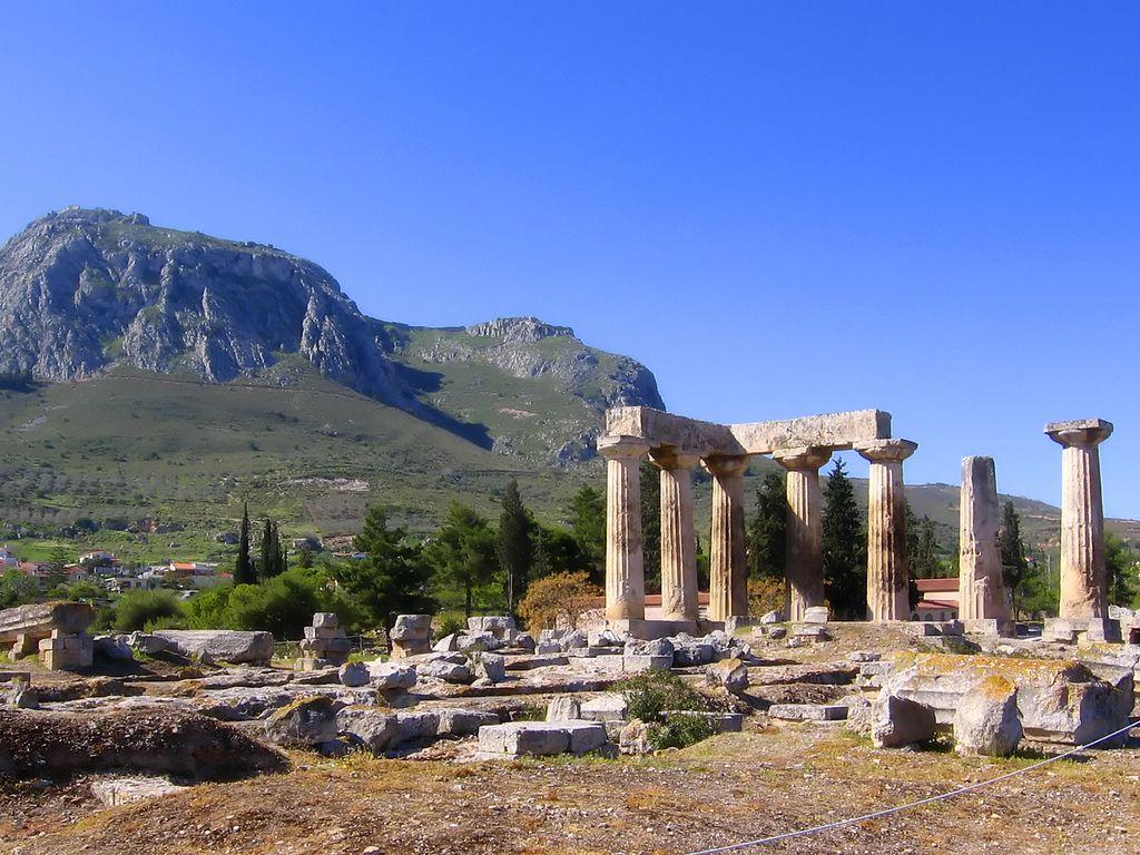 Картинки по запросу коринф греция достопримечательности