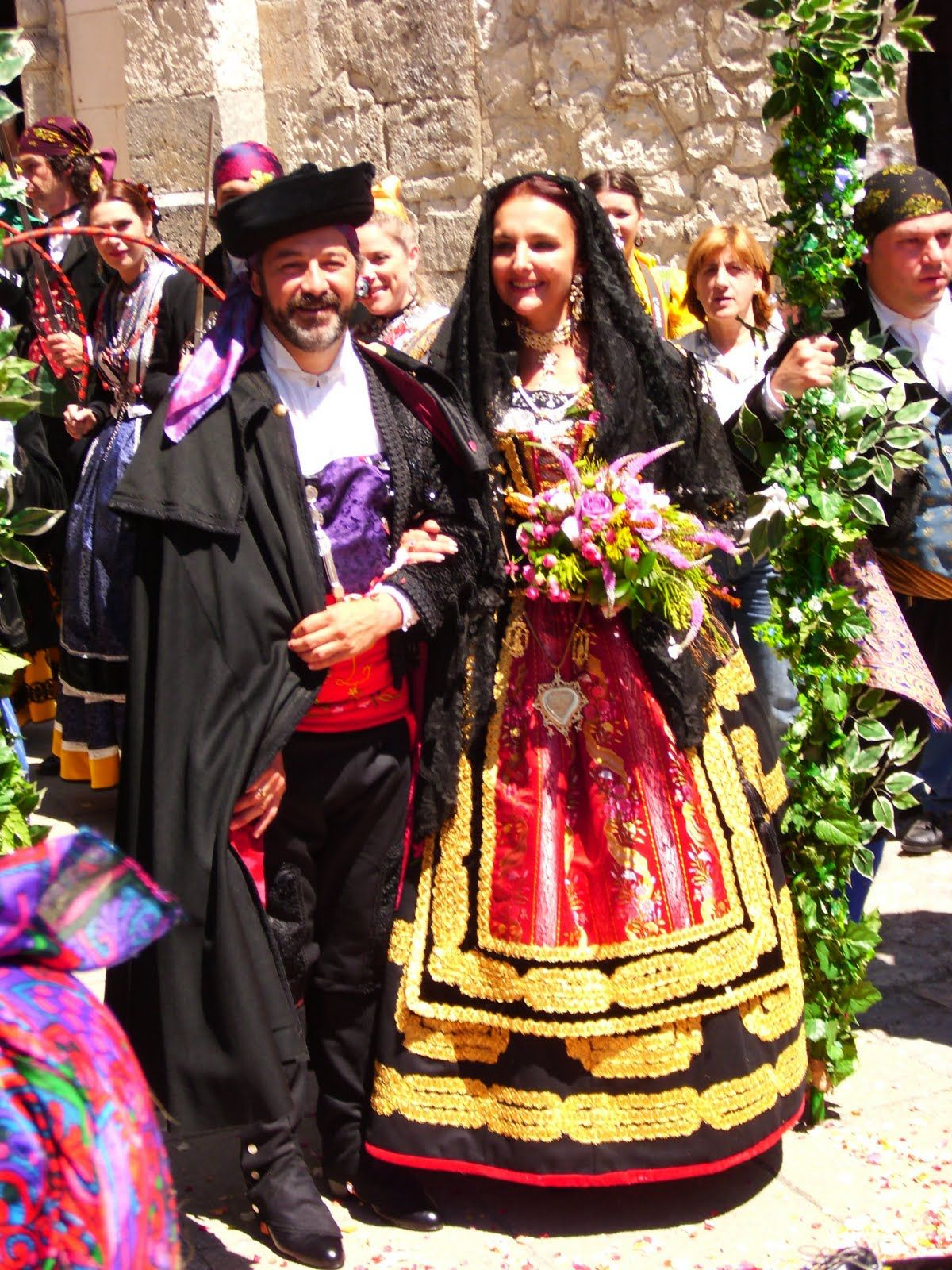 Культура традиции и обычаи испании